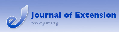 The Journal of Extension - www.joe.org